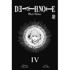 Death Note - Black Edition - Vol. Iv