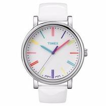 Reloj Dama Timex Tw2p91800 Colores