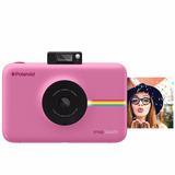 Cámara Instantánea Polaroid Snap Touch Rosa Envio