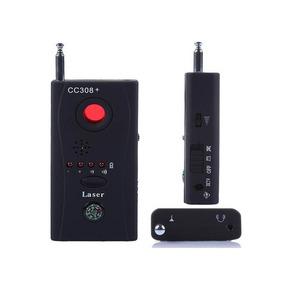 Detector De Cameras Escutas Cc308+ Gt-01 Sem Fio Recarregave