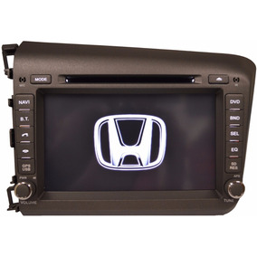 Estereo Dvd Gps Honda Civic 2012 Touchscreen Bluetooth Hd