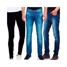 Kit Com 6 Calça Jeans Masculina Hollister Abercrombie Calv