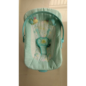 Cadeira De Descanso E Balanço Para Bebê