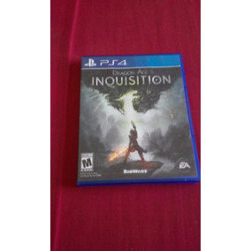 Juego Ps4 Dragon Age Inquisition Excelente Estado