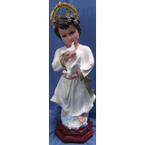 Artesanía Religiosa Imagen Niño De Las Palomitas 80cm