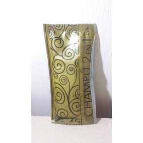 Shampoo Sachet 2en1 (champú+acondicionador) Por Caja. 100 U.
