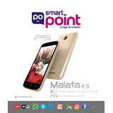Telefono Celular Smart. P&s 4.5 Sistema Operativo Android