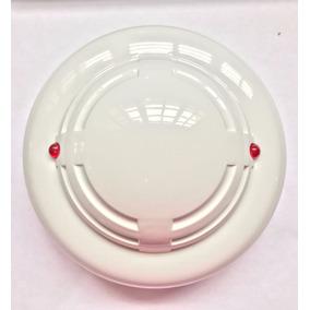 Sensor Detector De Fumaça Fotoelétrico Luxvision Lv-900s