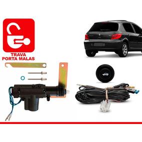 Kit Trava Elétrica Porta Mala Peugeot 206 207