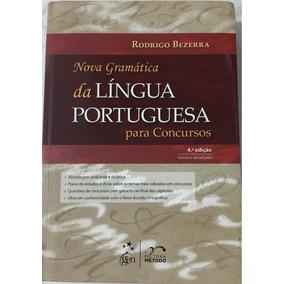 Nova Gramática Da Língua Portuguesa 4ª Edição
