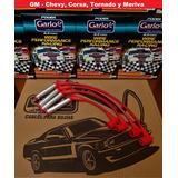 2 Juegos De Cables Garlo Race 8.5 Chevy Corsa Vw A4 Clasico