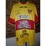 Camiseta Boca Unidos Sport2000. Partido Con River