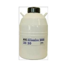 Tanque Nitrogeno Liquido Mcs 20 Lts