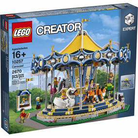 Lego Creator - Carrossel 10257 + Power Functions