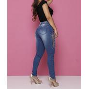 Calca Feminina Jeans Cigarrete Tunisia
