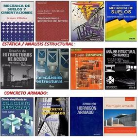 Pack Ingenieria Civil Topografía Estrutura Hidrologia