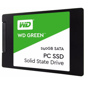 Disco Solido Ssd 240gb Wd Western Digital Green 2,5 Sata3 Pc