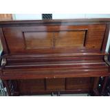 Piano De Pino Oregon Americano Clavijero De Bronce Original