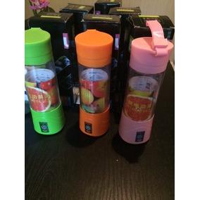 Vaso Licuadora Portatil Con Cargador Usb Electric Juice Cup