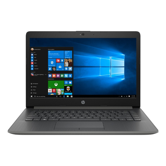 Notebook Hp I3 Intel 8gb 1tb Hdmi Windows 10