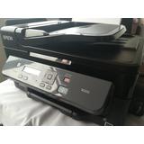 Impresora Epson Multifuncional Workforce M200 Usada