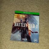 Battlefield 1 Xbox One Digital Codigo Descarga