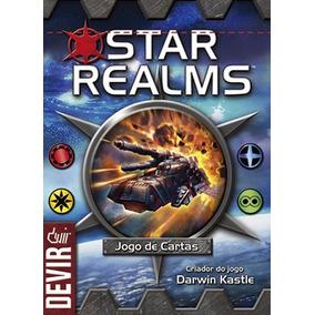 Star Realms Jogo De Cartas Card Game Devir Novo Lacrado