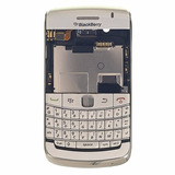 Carcasa Blackberry 9700 9780 Blanca