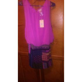 No Limpia De Closet Bluson Vestido Marca Hot & Delicious