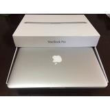 Macbook Pro 13 Retina 2015 128 Ssd 2.7 I5 8 Ram Impecable
