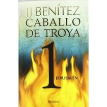 Caballo De Troya 1: Jerusalen; J.j. Benitez Envío Gratis