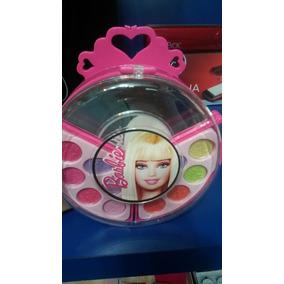 Set Maquillaje Para Niñas Barbie