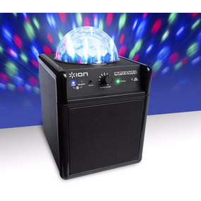 Bocina Amplificada Party Power Ion Bluetooth Recargable
