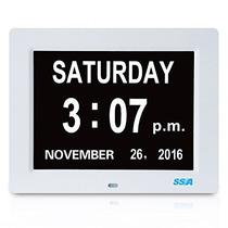 Reloj Digital Day, Pérdida De La Memoria Calendario Reloj D