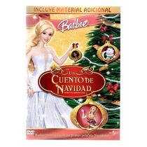 Barbie En Un Cuento De Navidad Pelicula En Dvd