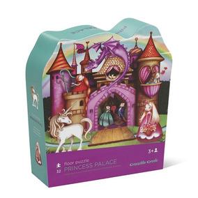 Rompecabezas Puzzle De Piso Castillo Princesas 32 Piezas Cck