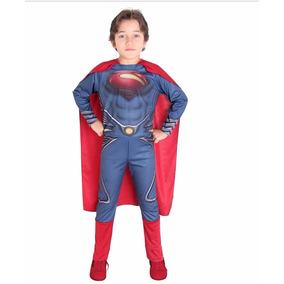 Disfraz Superman Film Talle M Giro Didáctico