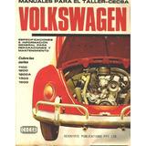 Manual De Taller Y Reparacion Volkswagen Escarabajo Original