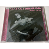 Alaska Y Dinarama - Deseo Carnal | Parlophone | Cd Importado