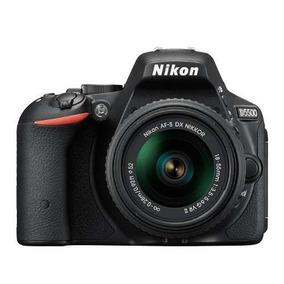 Camara Nikon D5500 Kit 18-55mm Vr 24,2 Mp + Sd Local A Calle