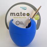 Mate Argentino- Mate Mateo.