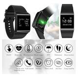 Reloj Inteligente X9 Plus Mide Presión Oxigeno Ritmo Cardiac
