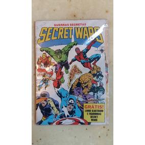 Guerras Secretas - Mini-série Completa Em 12 Ed. Edi. Abril