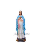 Nossa Senhora Grávida 15cm