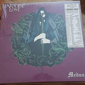 Paradise Lost - Medusa / Box