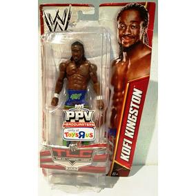 Wwe Mattel Basic Serie Tlc Kofi Kingston Toy