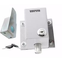 Trava Elétrica Para Portão Automático Basculante Bulher 220v