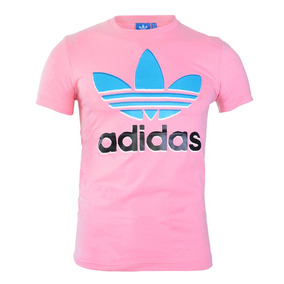 Remera adidas Originals Trifolio Graphic Hombre