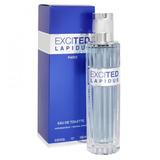 Perfume Excited De Ted Lapidus 100ml. Original Descontinuado