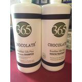 Keratina Brasileña 365 Chocolaté Reparación Y Alaciado 125ml